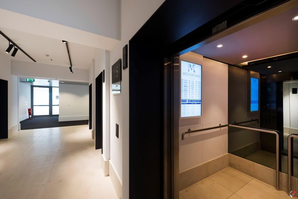 NC liften mondriaantoren CBRE
