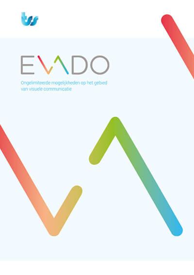 TSS / Evado Narrowcasting platform brochure