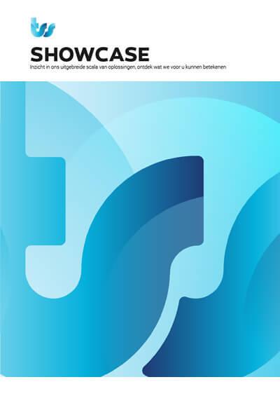 TSS / Evado Narrowcasting Showcase brochure