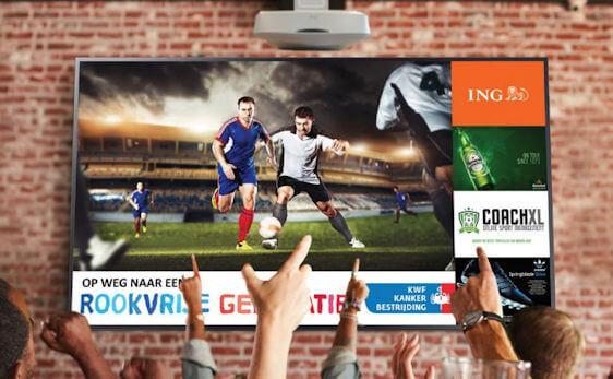 TSS / Evado Narrowcasting Live TV advertising