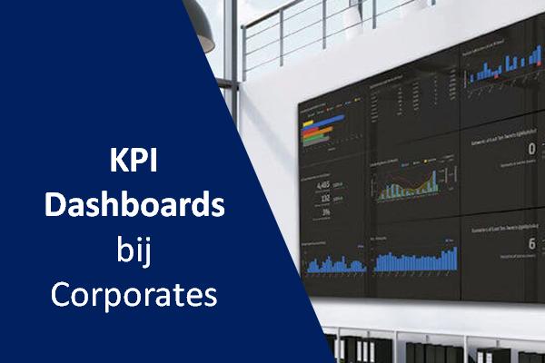 KPI Dashboards bij bedrijven
