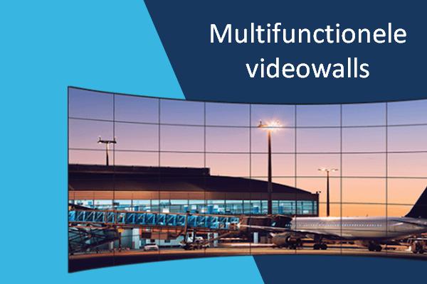 multifunctionele videowalls