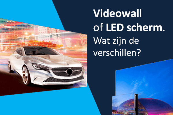 videowall of led scherm