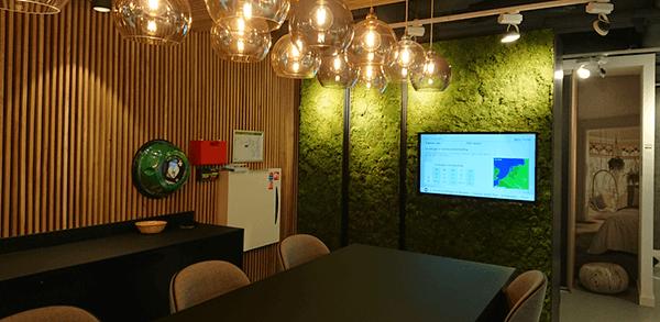 TSS Evado Deli Home Showroom inrichting