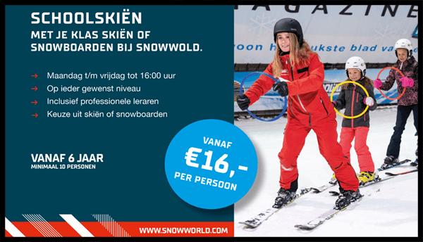 TSS Evado Snowworld Digital Signage