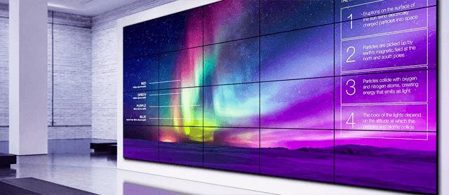 Evado Video Wall Oplossingen