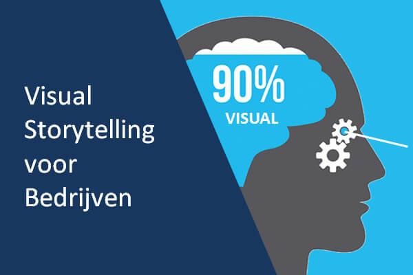 Visual Storytelling via narrowcasting