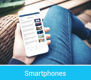 publiceren naar smartphones