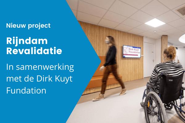 Rijndam narrowcasting dirk kuyt foundation