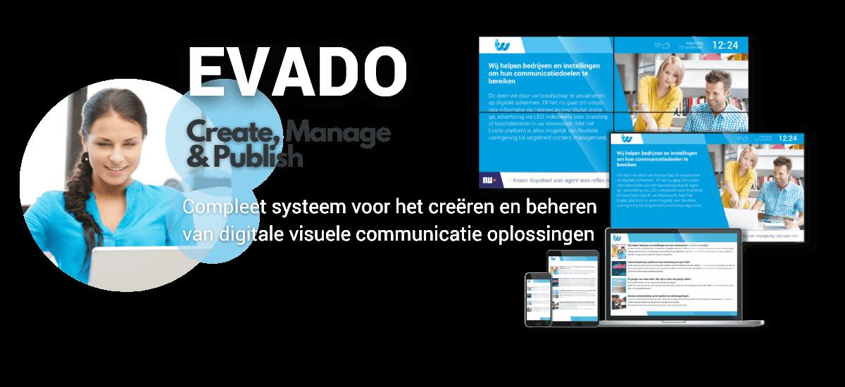 Digital Visual Communications - Evado