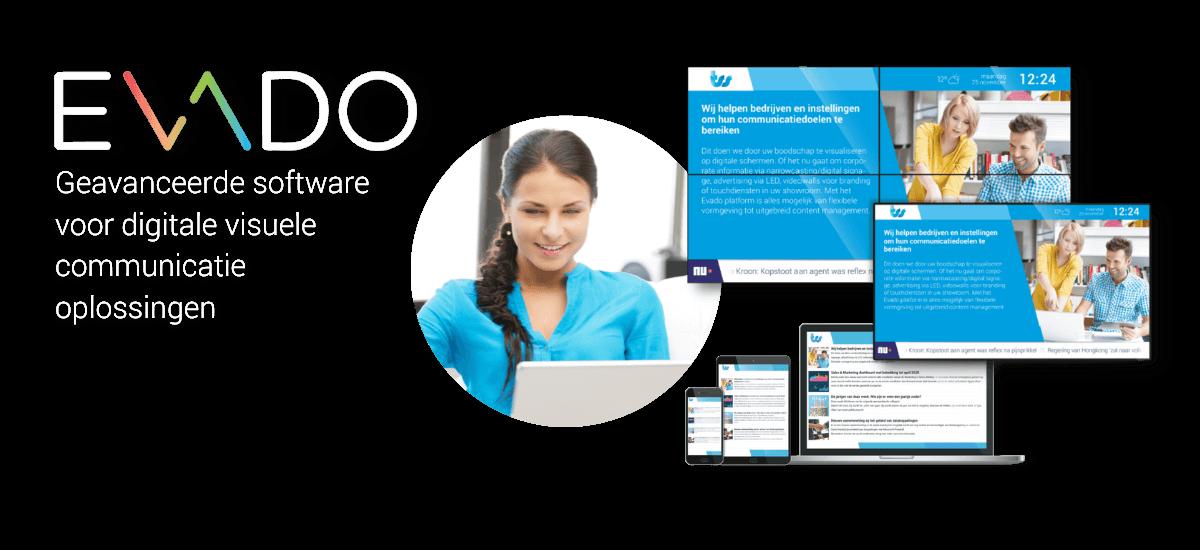EVADO - Digital Visual Communications