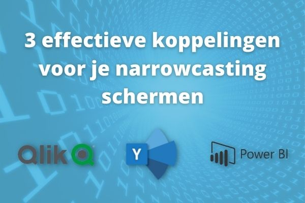 Feeds voor narrowcasting - Yammer