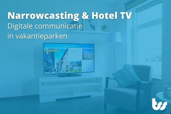 Hotel TV vakantieparken
