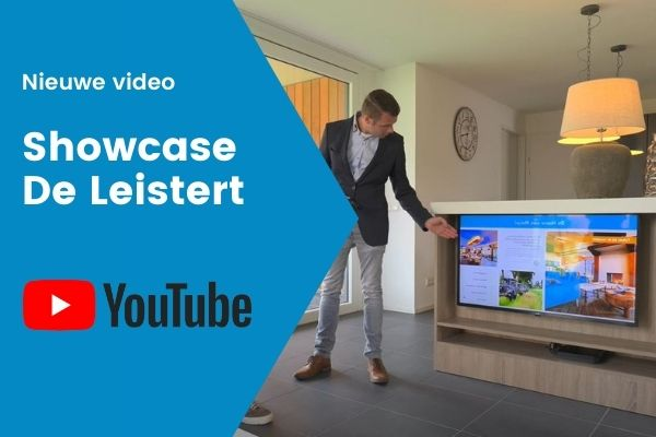 TSS en LG - Showcase De Leistert